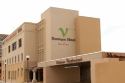 V Boutique Hotel, dog friendly hotels in Corpus Christi Texas, pet friendl Corpus Christi hotels